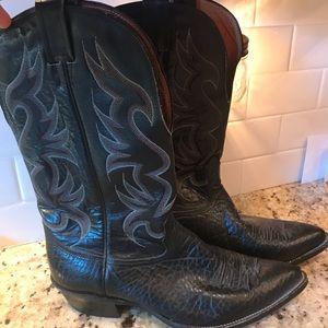 Nocona vintage western boots